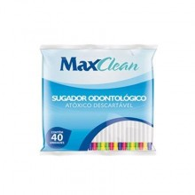 0a052a2e4 Sugador odontologico descartavel - Max clean