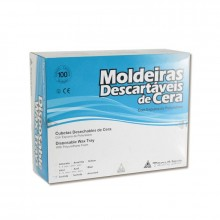 db48ac901 Moldeira descartável de Cera Sortida - Technew